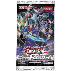 YGO WING RAIDERS BOOSTER