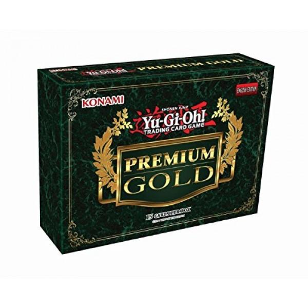 YUGIOH PREMIUM GOLD cod 4012927347652