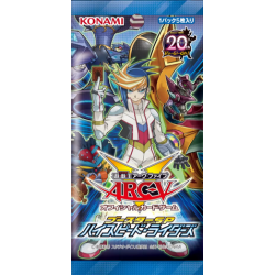 YGO  HIGH SPEED RIDERS BOOSTER