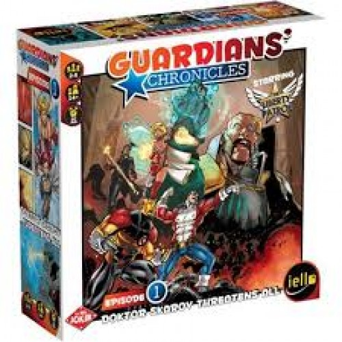 GUARDIANS CHRONICLE cod 3760175511363