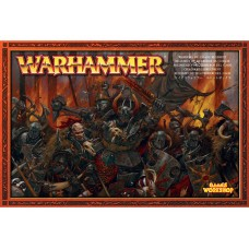 WARRIORS OF CHAOS REGIMENT cod 5011921927234