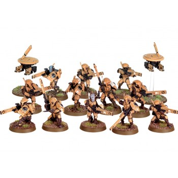 TAU EMPIRE FIRE WARRIORS cod 5011921064960