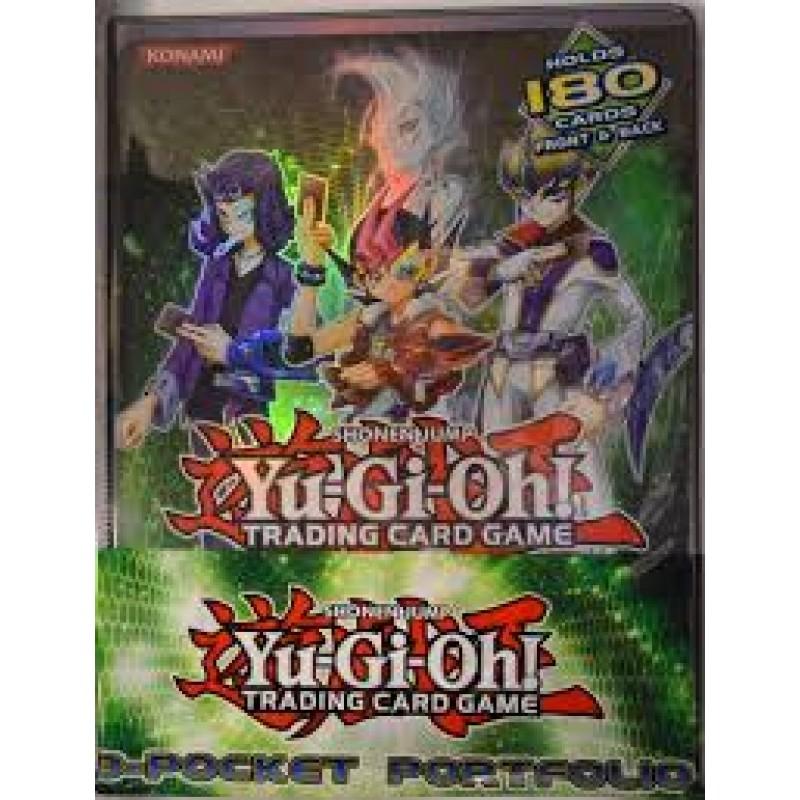 YUGIOH MAPA 9-POCKET
