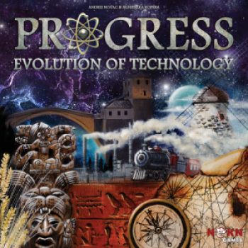 PROGRESS EVOLUTION OF TECHNOLOGY