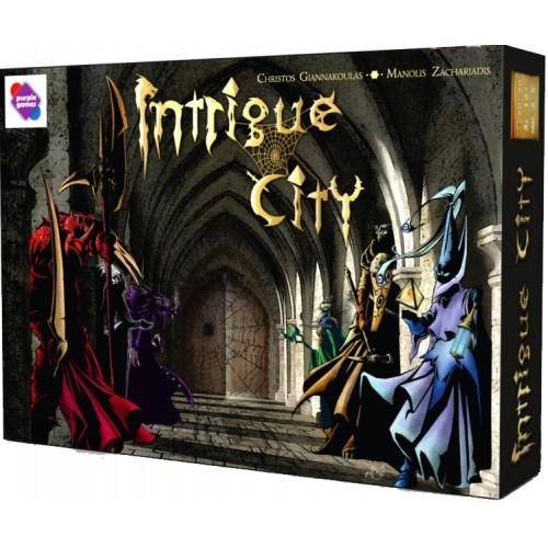 INTRIGUE CITY cod 700736818305