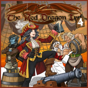 THE RED DRAGON INN 4 cod