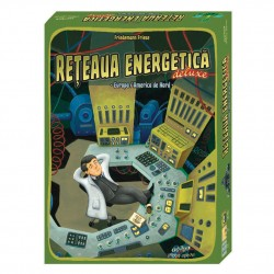 RETEAUA ENERGETICA  EUROPA-AMERICA DE NORD DELUXE