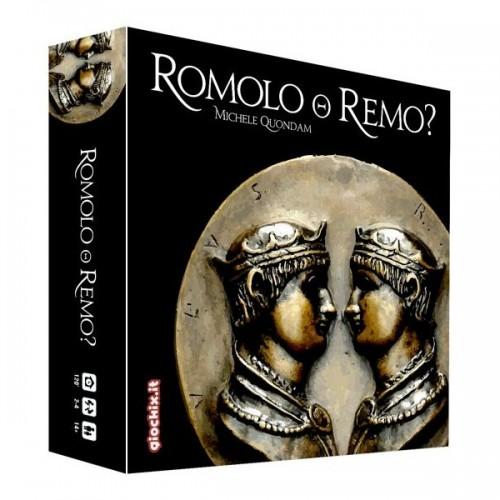 ROMOLO O REMO? cod 8033532950217