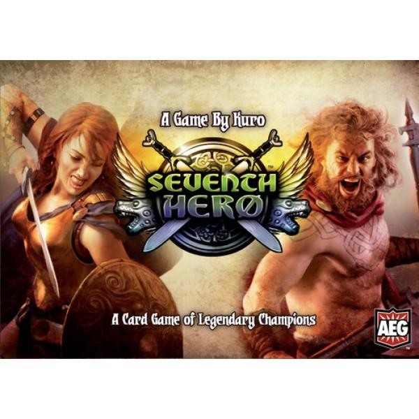 SEVENTH HERO cod 729220058133