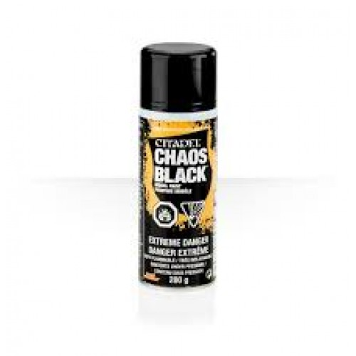 Citadel Chaos Black Spray cod 5011921063369