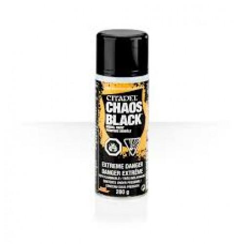Citadel Chaos Black Spray cod 5011921063369