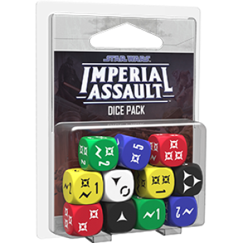 IMPERIAL ASSAULT DICE PACK cod 9781633440203