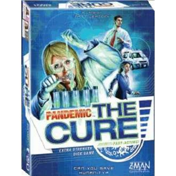 PANDEMIC: THE CURE cod 681706711508