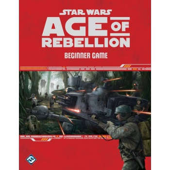 Star Wars Age of Rebellion RPG: Beginner Game