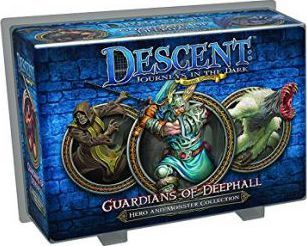 Descent 2nd Edition: Hero and Monster Collection - Guardians of Deephall
