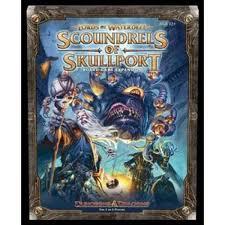 D&D Lords of Waterdeep Scoundrels of Skullport
