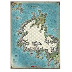 D&D: Tomb of Annihilation Map Set