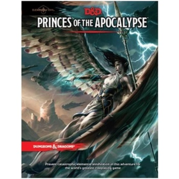Dungeons & Dragons RPG - Elemental Evil: Princes of the Apocalypse Adventure