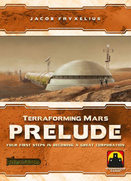 Terraforming Mars Prelude-EN