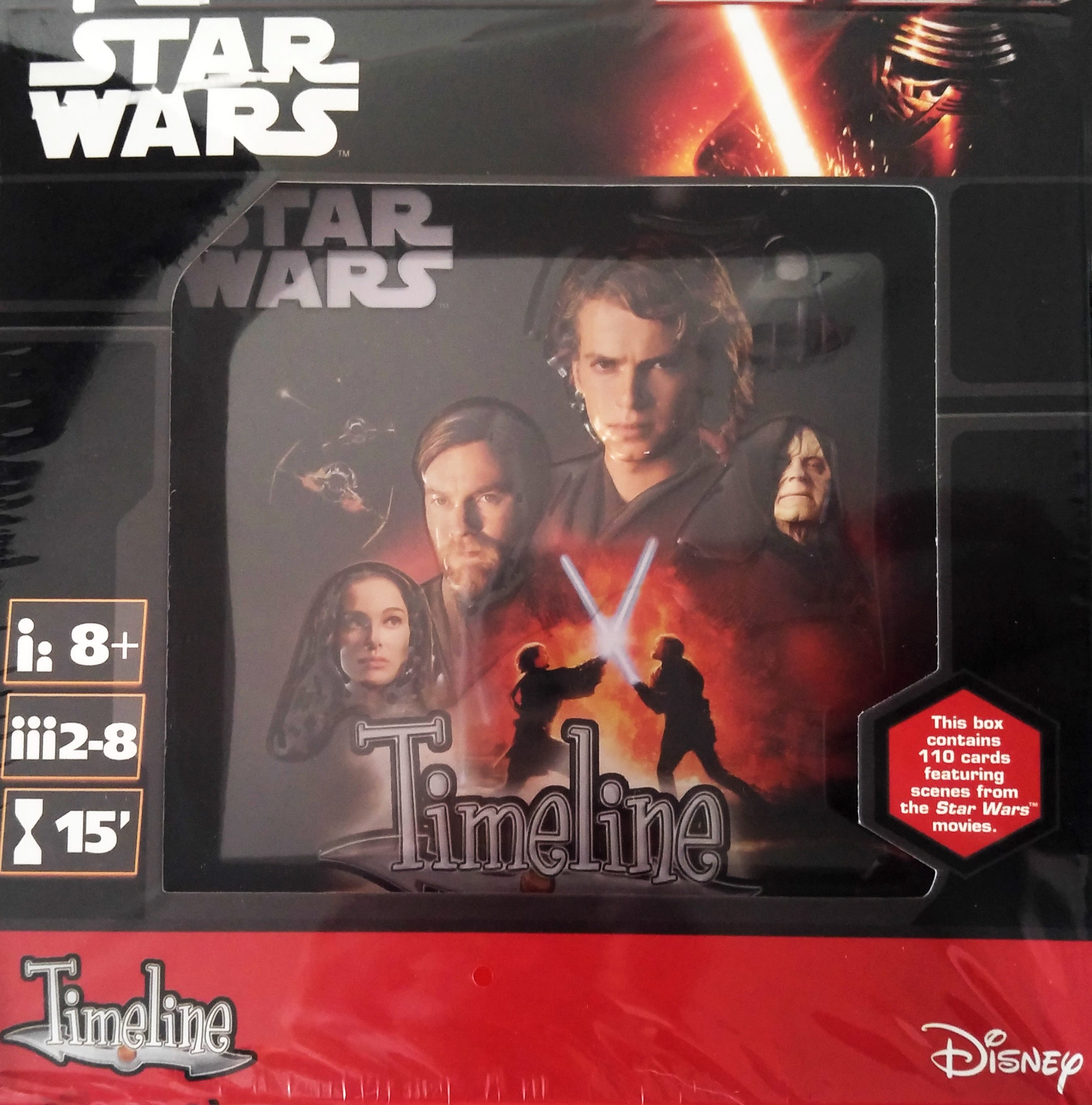 Star Wars Timline Episode I