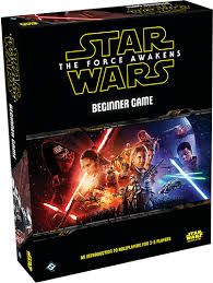 Star Wars RPG The Force Awakens