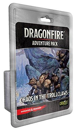 D&D: Dragonfire Adventures - The Trollclaws