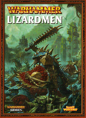 ARMY BOOK LIZARDMEN