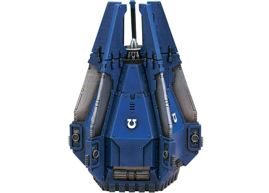 dreadnought drop pod plan pdf