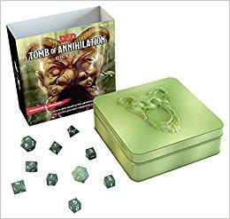 D&D RPG - Tomb of Annihilation Dice