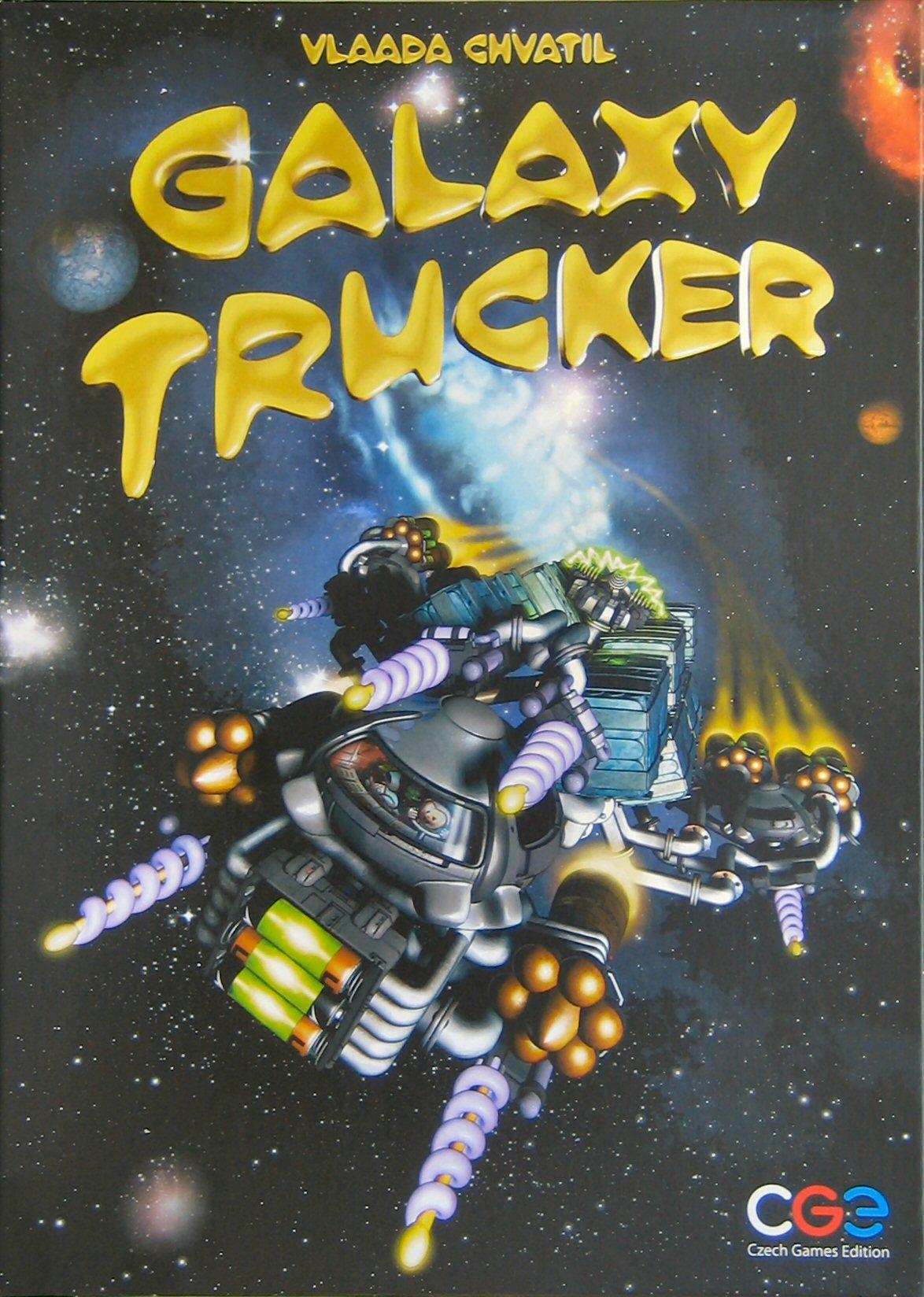 GALAXY TRUCKER AVENTURI IN SPATIU