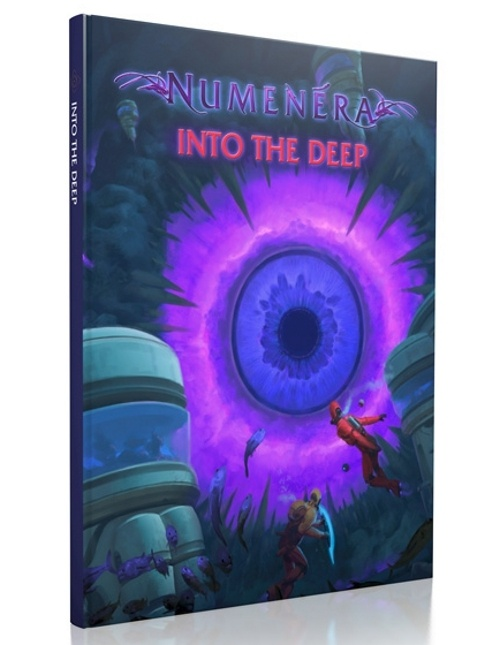 Numenera Into the Deep
