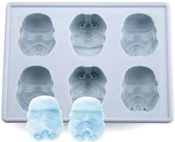 Star Wars Stormtrooper 6 inch Silicone Tray