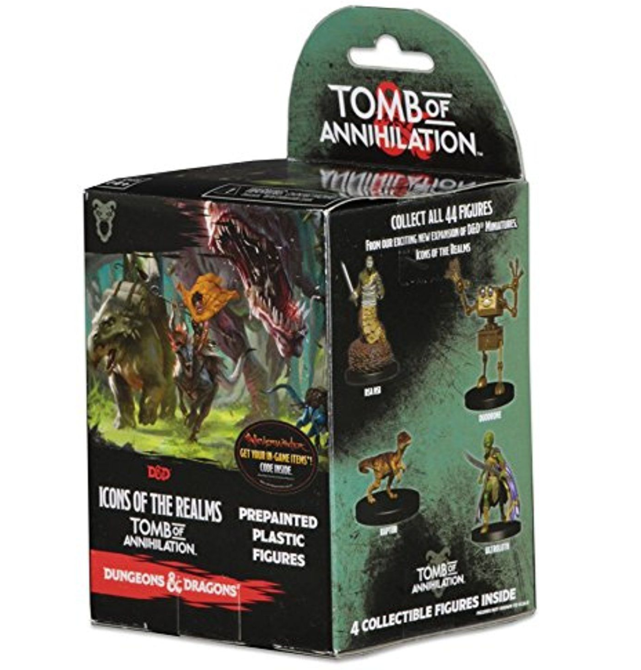 D&D Icons of the Realms - Tomb of Annihilation - Booster